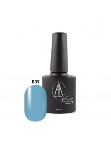 Smalto semipermanente Blue - Smalto colorato semipermanente 039 -