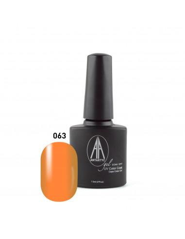 Smalto semipermanente fluorescente - Smalto colorato semipermanente 063 -