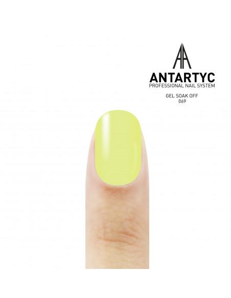 Smalto semipermanente fluorescente - Smalto colorato semipermanente 069 -