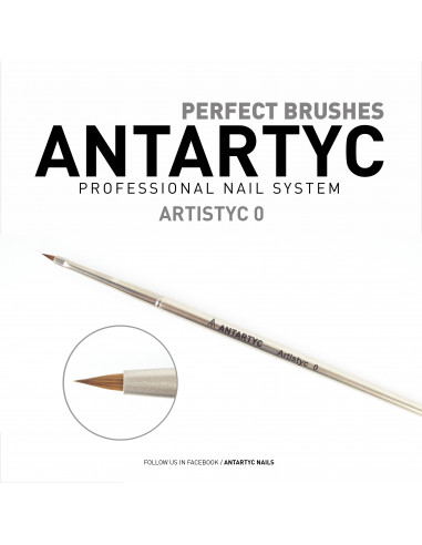 Pennelli per unghie professionali - ARTISTYC 0 -