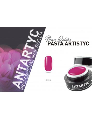 Gel painting Pasta Artistyc per unghie  - Neon Pink -