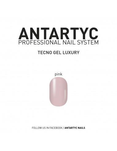 Tecno gel luxury  builder  - Pink – 60ml -