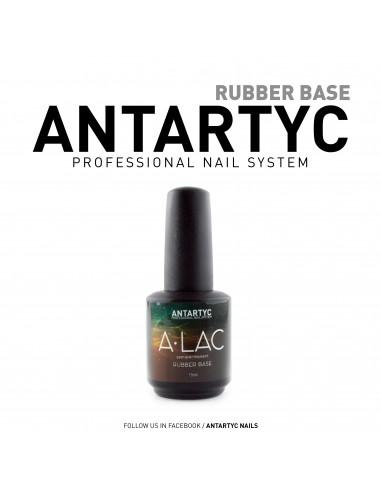 A-Lac Base & Top 15ml - Rubber Base -