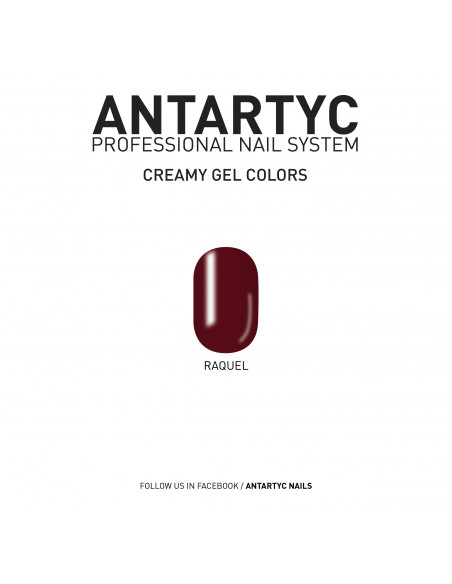 Creamy Gel Colour Raquel
