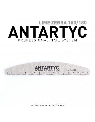 Lime professionali per unghie - Zebra 150-180 -