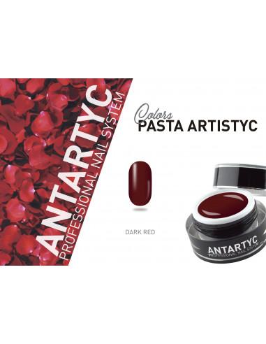 Gel painting Pasta Artistyc per unghie  - Dark Red -