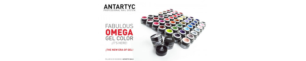 Gel color Omega (colori senza dispersione)