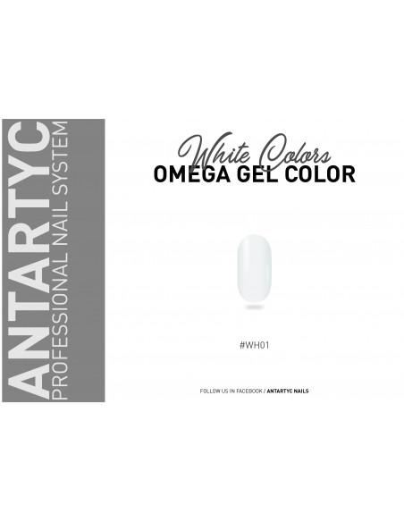Gel color senza dispersione bianco