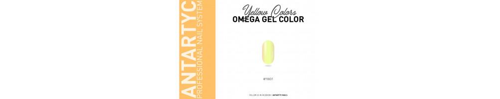 Gel color senza dispersione giallo