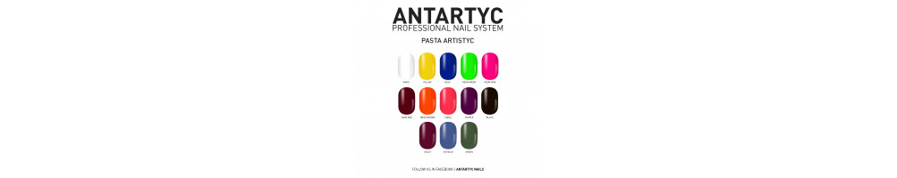 Gel painting Pasta Artistyc per unghie