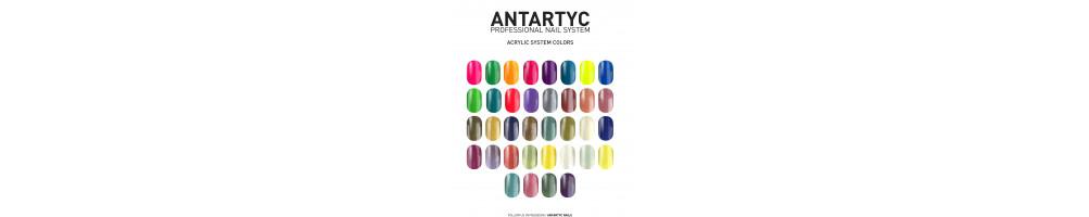 Acrilico colorato per unghie
