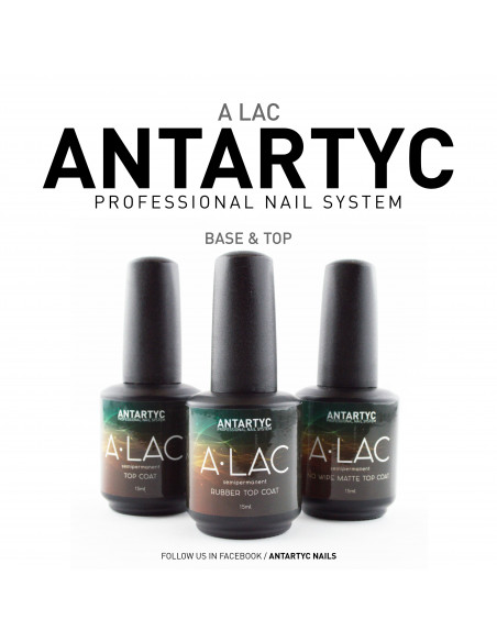 A-Lac Base & Top 15ml e 10 ml