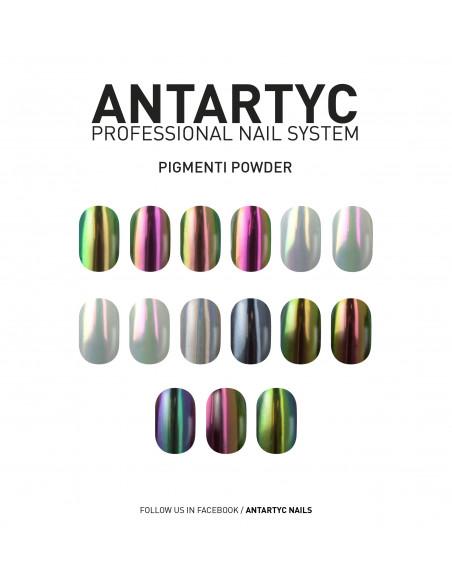 Pigmenti powder (polvere specchio per le unghie)